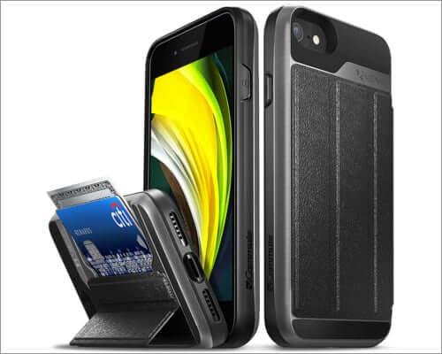 vena iphone se 2020 card holder wallet case