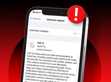 How to fix iOS 15 stuck on Preparing to Update