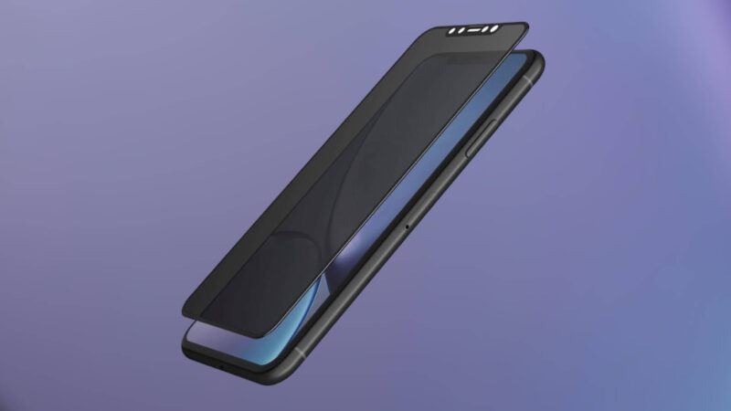 Best iPhone XR Privacy Screen Protectors
