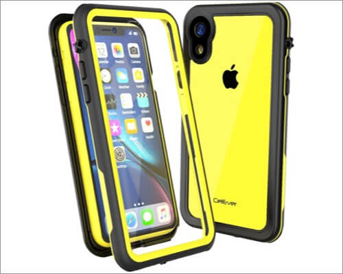 cellever clear iphone xr waterproof case