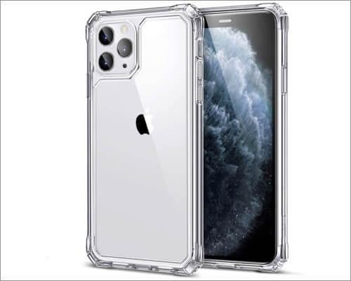 esr air armor iphone 11 pro clear case