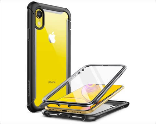 i-blason ares iphone xr clear case