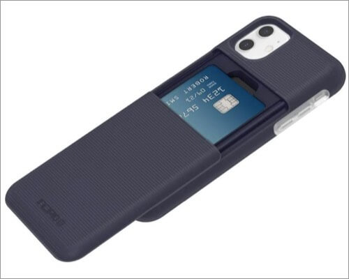 incipio iphone 11 card holder case