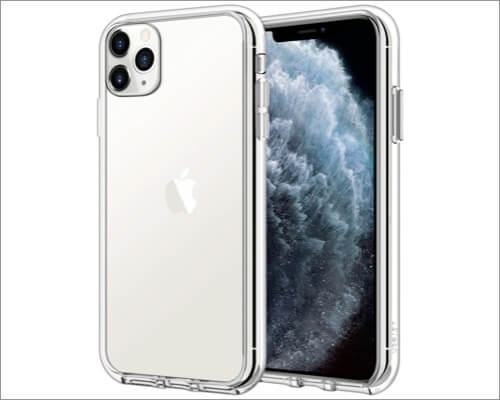 jetech shockproof bumper cover for iphone 11 pro max