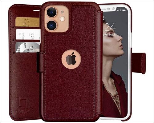 lupa iphone 11 folio case
