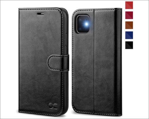 ocase iphone 11 wallet case