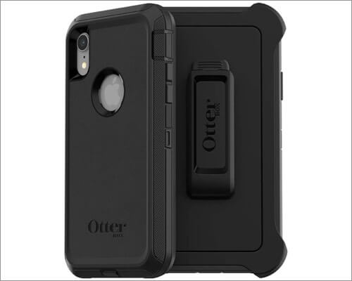 otterbox defender series rugged case for iphone xr