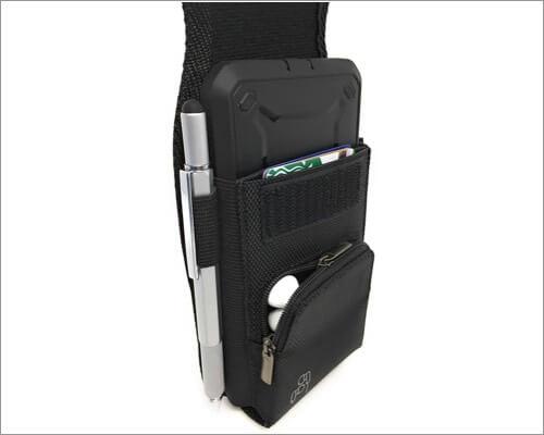 perilogics iphone xr belt holster
