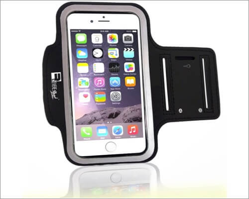 revere sport premium iphone se 2020 running armband