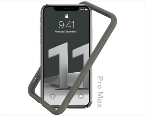 rhinoshield slim bumper case for iphone 11 pro max