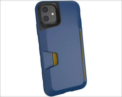 smartish iphone 11 case with card holder