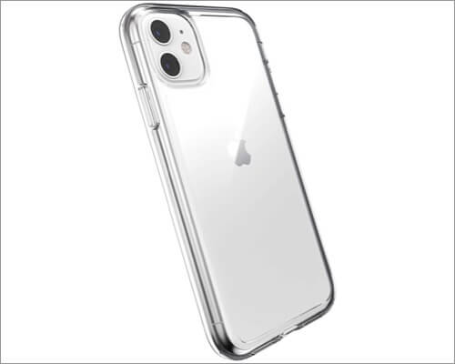 speck gemshell iphone 11 clear case