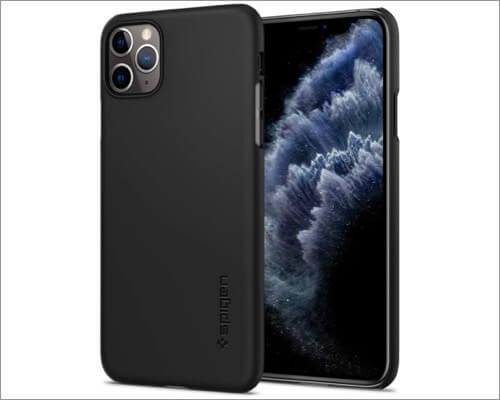 spigen thin fit case for iphone 11 pro