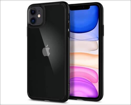 spigen ultra hybrid protective case for iphone 11
