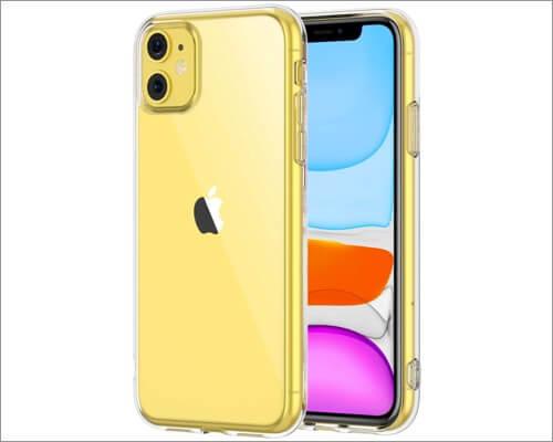 stoon iphone 11 transparent case