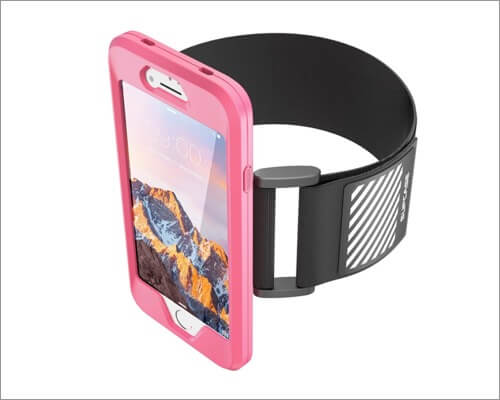 supcase athletic armband for iphone se 2020