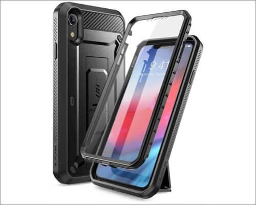 supcase unicorn beetle pro rugged case for iphone xr