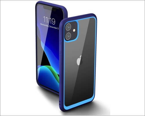 supcase unicorn beetle series bumper case for iphone 11