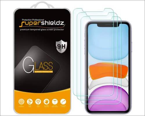 supersheildz screen guard for iphone xr