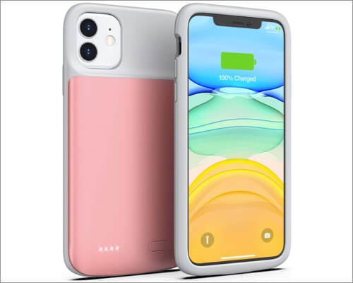 swaller iphone 11 battery case