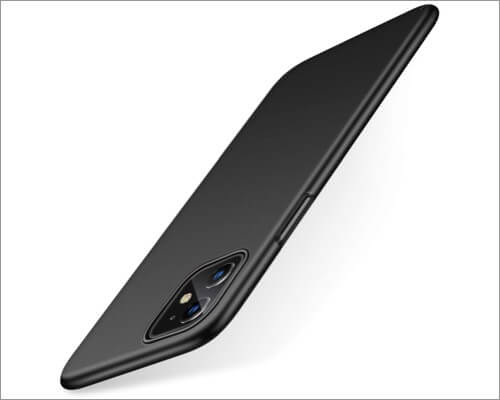 torras matte thin case for iphone 11