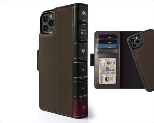 twelve south leather case for iphone 11 pro max