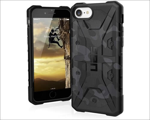 urban armor gear military grade case for iphone se 2020