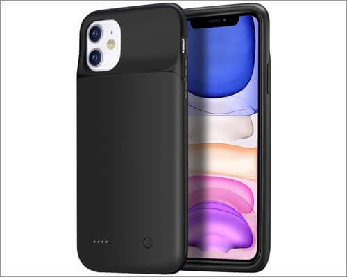 wixann battery case for iphone 11