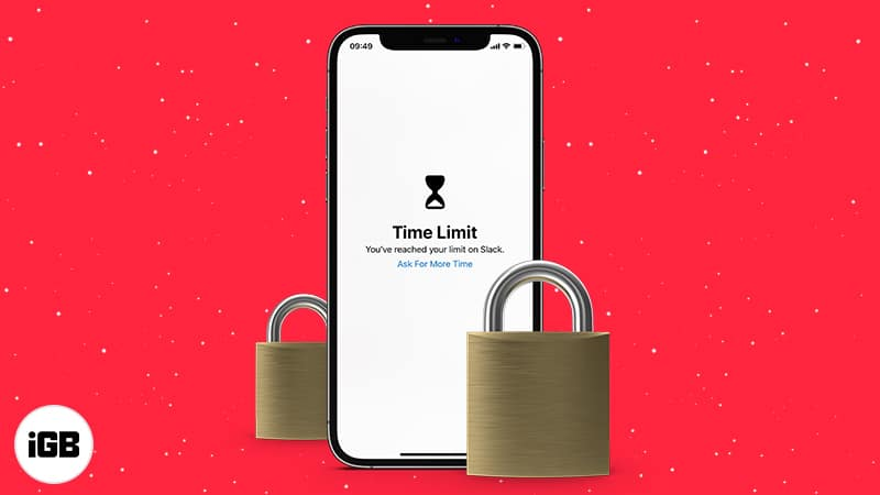 How to lock apps on iPhone with a password