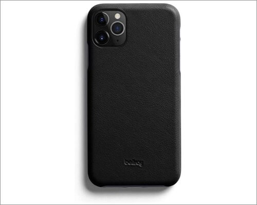 bellroy slim leather cover for iphone 11 pro max