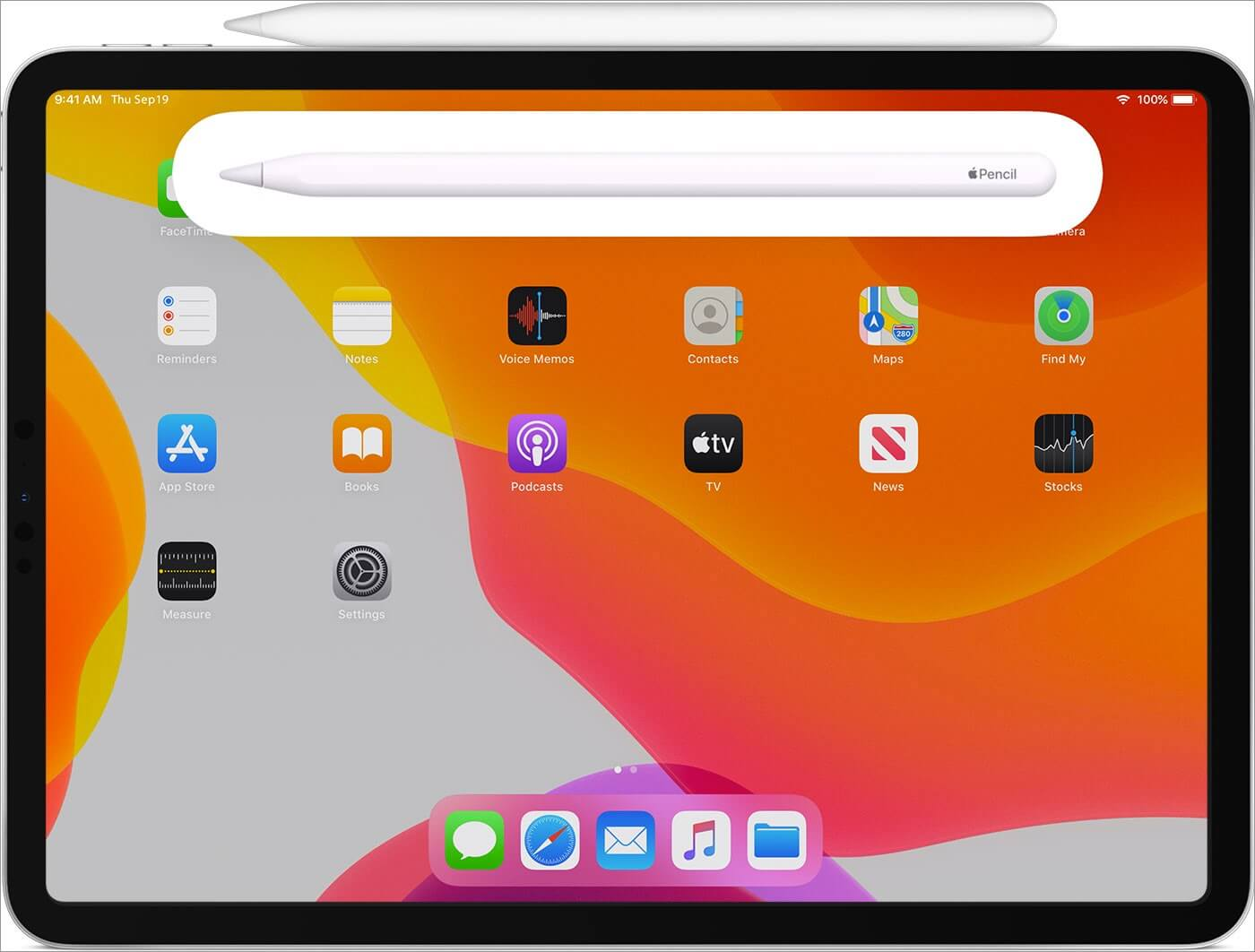 connect 2nd generation apple pencil with ipad