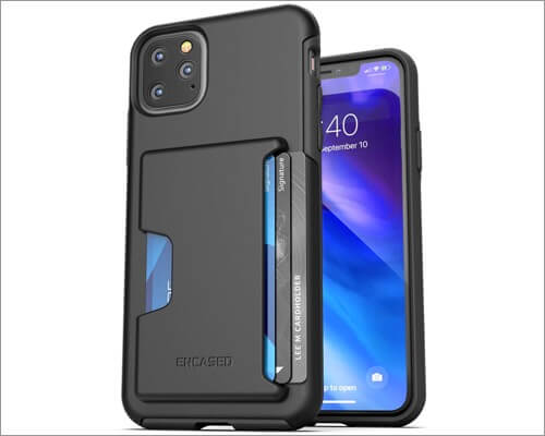encased phantom wallet cover for iphone 11 pro max