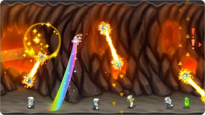 jetpack joyride apple tv game screenshot