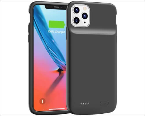 lonlif extended battery case for iphone 11 pro max