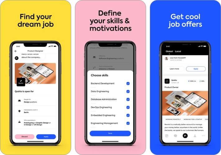 meetfrank iphone and ipad ai app screenshot