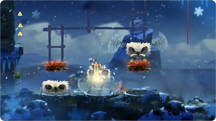 oddmar apple tv game screenshot