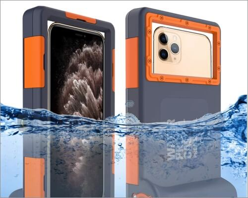 willbox protective waterproof case for iphone 11 pro max