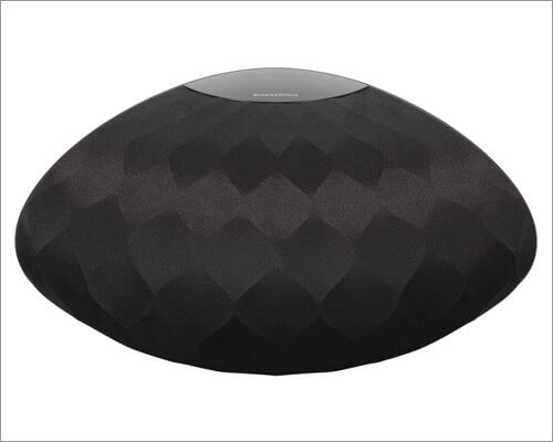 bowers & wilkins formation wedge airplay 2 supported speaker