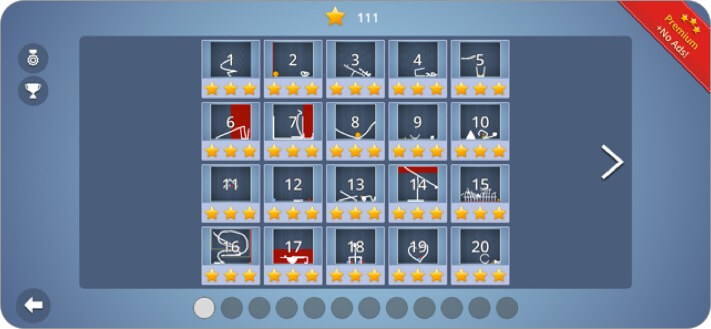 brain it on! iphone and ipad puzzle game screenshot