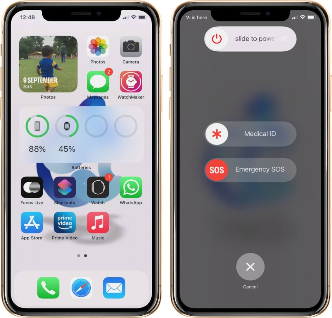 call emergency services on iphone 11