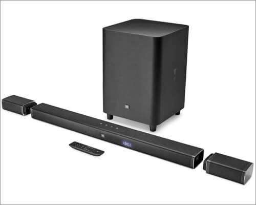 jbl bar 5.1 soundbar with surround speakers