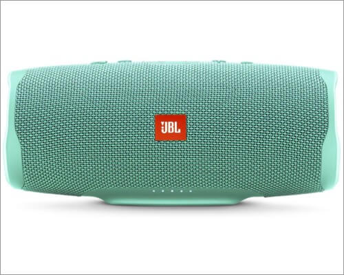 jbl charge 4 bluetooth speaker for iphone 11, 11 pro, and 11 pro max