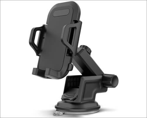maxboost series car mount for iphone 11, 11 pro, and 11 pro max