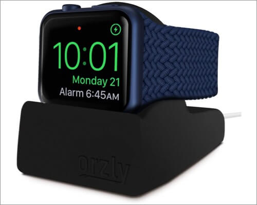 orzly charging stand for apple watch series 5