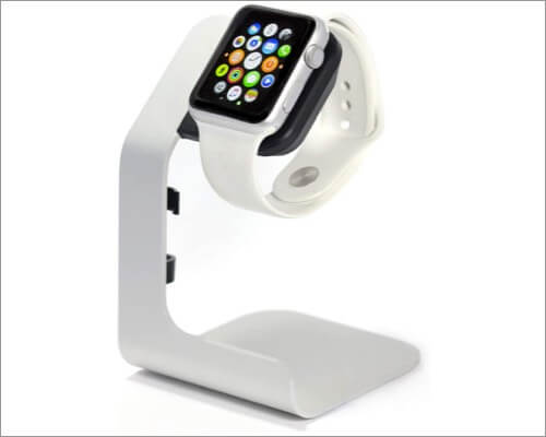 transeca apple watch charging dock