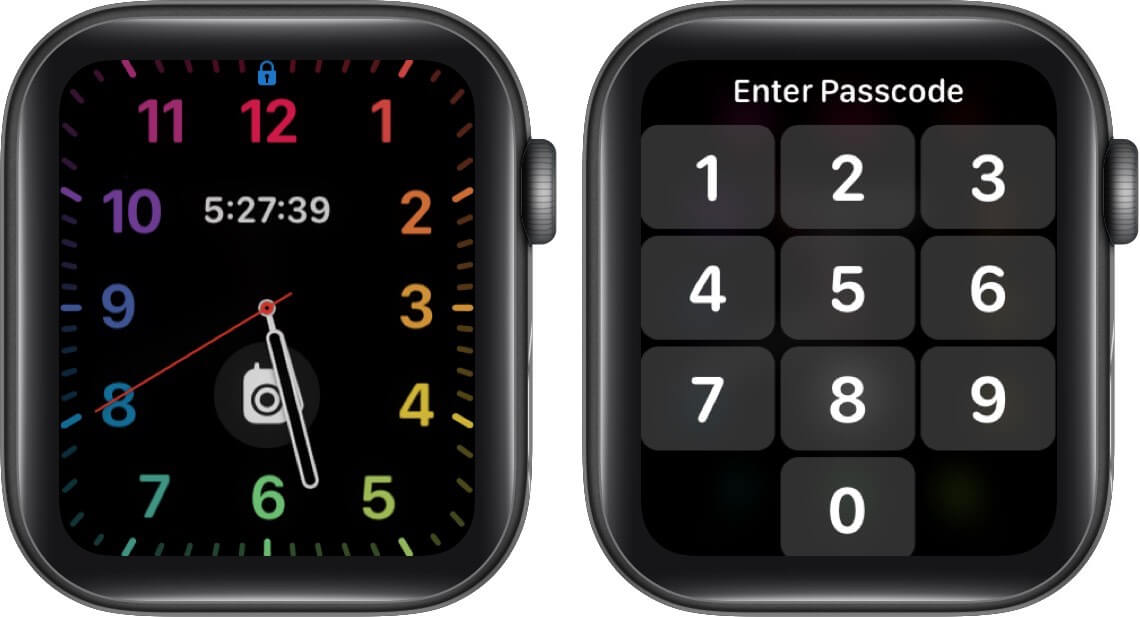 unlock your apple watch