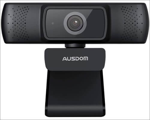 AUSDOM AF640 Full HD Business Webcam for Mac