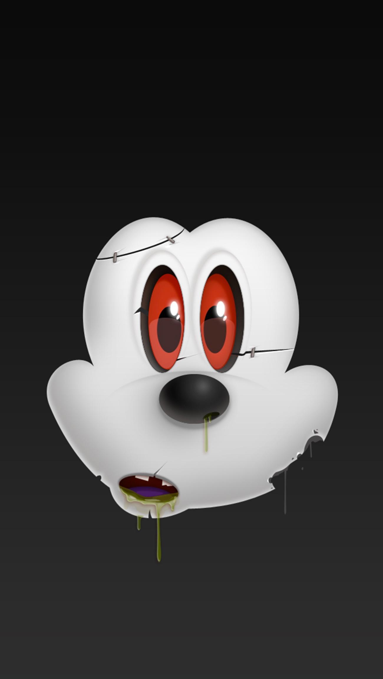 Disney Halloween Wallpaper for iPhone