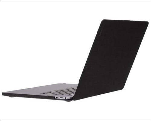 Incase Textured Hardshell in Woolenex Case for Macbook Pro 16 Inch