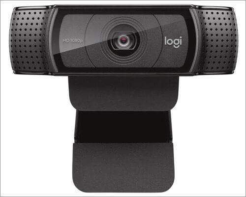 Logitech C920e HD Webcam for Mac